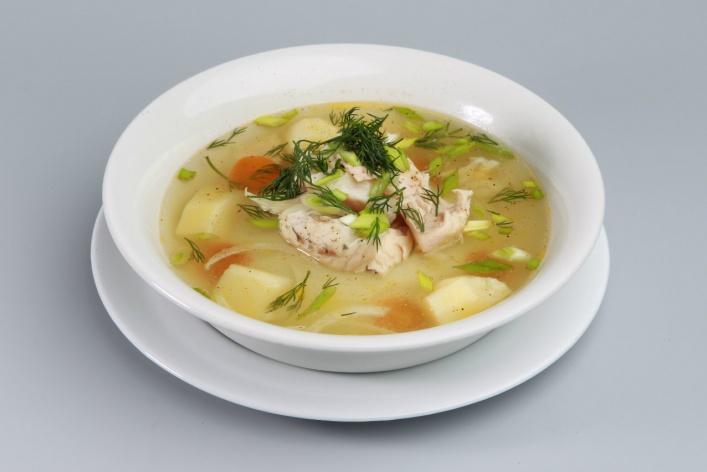 рецепты из карпа супы