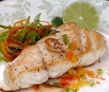 окунь морской красный рецепты с фото в духовке с