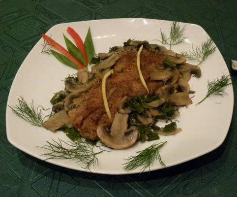 тунец рецепты приготовления с фото в духовке в фольге