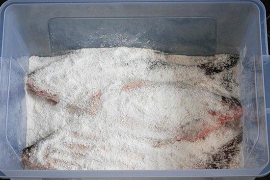 Сушить леща в домашних условиях