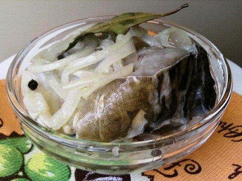 Засолить минтай в домашних условиях рецепт