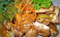 Как приготовить хе из щуки по-корейски – простой и оригинальный рецепт