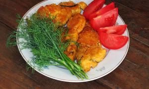 Рецепты икры из карася