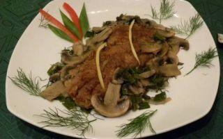 Морской окунь — рецепты в духовке в фольге классическим способом приготовления и инновационным методом