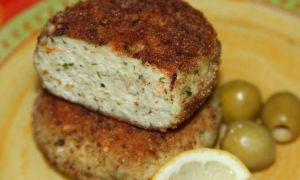 Рыбные котлеты из леща с костями — оригинальное блюдо