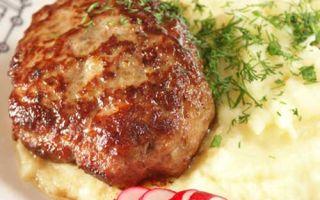 Котлеты из карася — нежное и вкусное блюдо