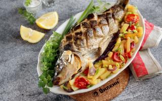 Как приготовить сазана в духовке: рецепты блюд